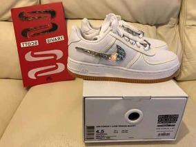Air Force 1 X Travis Scott Branco Original