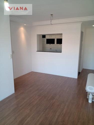Imagem 1 de 15 de Apartamento Em Nova Petrópolis  -  São Bernardo Do Campo - 11265