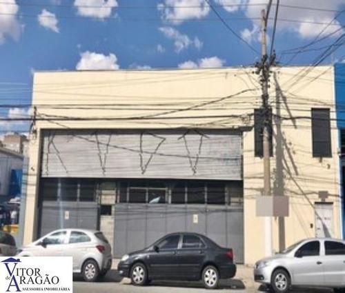 Imagem 1 de 11 de 92057 -  Galpao, Vila Guilherme - São Paulo/sp - 92057