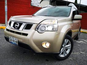 Nissan X-trail Advance At 2012