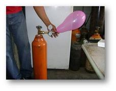 Aluguel De Gás Hélio Para Balões De Festas