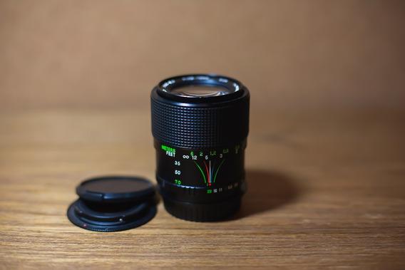Lente Objetiva Zenit Mc 28-70mm Perfeita, Serve Em Canon