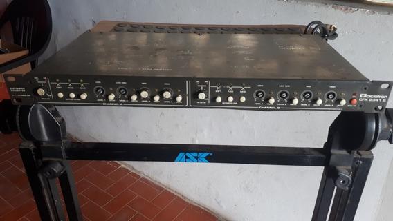 Crossover Ciclotron Cfx2341s