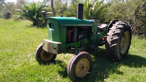 Tractor Jhon Deere 2020