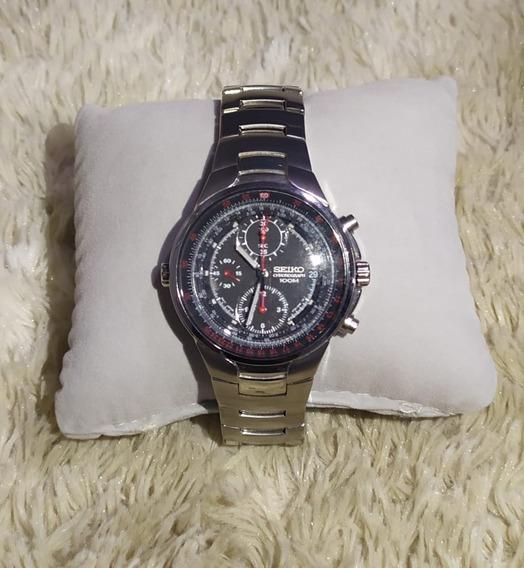 Relógio Seiko Masculino Chronograph 7t92bc/1