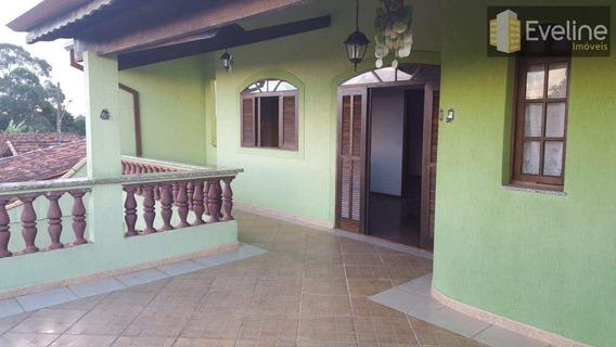 C. São Sebastião - Casa Para Venda E Locação - 3 Dms (2 Suítes) - V903