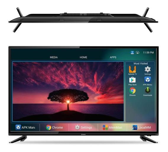 Smart Tv Pantalla Full Hd Led 43 Pulgadas 4314-emfhds Aurus