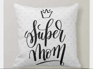 Regalo Para Mama Cojín Almohada Regalo Para Mamá Obsequio