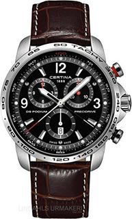 Certina Ds Podium Big Size Cronografo Reloj De Cuarzo Para H