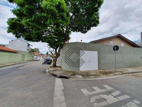 Casa Com 1 Dormitório Para Alugar, 69 M² Por R$ 800,00/mês - Vila Barcelona - Sorocaba/sp - Ca1949