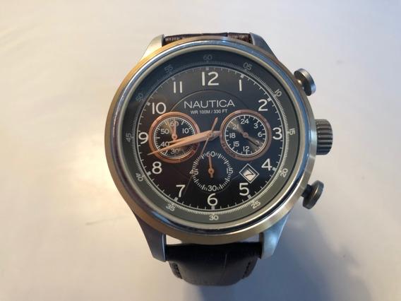 Relogio Nautica A16686g