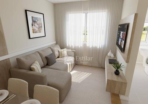 Imagem 1 de 16 de Apartamento 02 Quartos No Ecoville, Curitiba - Ap2862