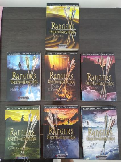 Rangers Ordem Dos Arqueiros - Vol 02 Ao 07.
