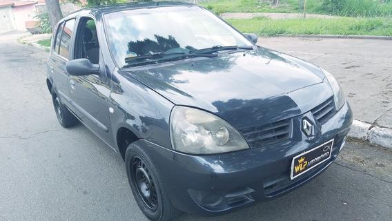 Renault Clio Com Direção Entrada 2000 E 48 De 550