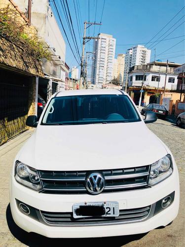 Imagem 1 de 12 de Volkswagen Amarok 2015 2.0 S Cab. Dupla 4x4 4p