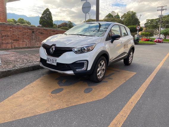 Renault Captur Zen Modelo 2020 Lista Para Trabajar