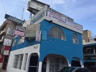 Local Comercial En Renta En Eje 3 ( Av. Cafetales) Coyoacan Df.