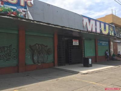Negocios En Alquiler- Galpon Av Municipal