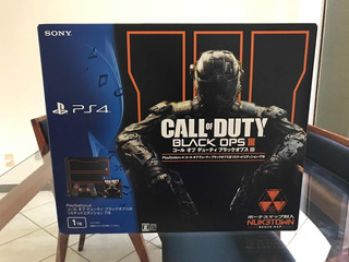 Ps4 Call Of Dutty Black Ops 3 Estado De Novo Completo Raro