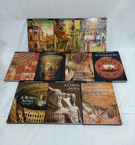 Coleção Grandes Civilizações Do Passado 37 Volumes