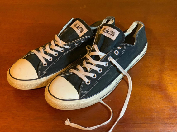 Tênis Converse All Star Canvas Low Us13