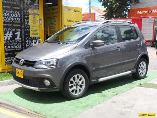 Imagen 1 de 15 de Volkswagen Crossfox 1.6 Mt