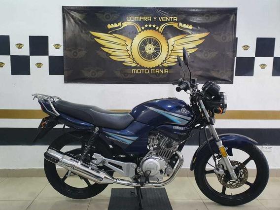 Yamaha Libero 125 Mod 2020 Al Dia Traspaso Incluido.