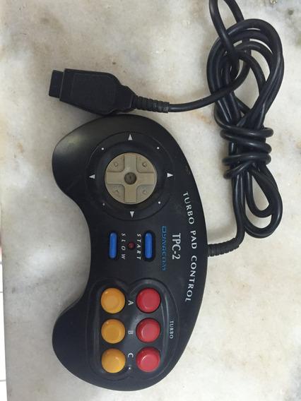 Controle Turbo Pad Control Da Dynacom Estado De Novo