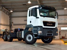 Man Tgs 33.360 6x6 Off-road (camión)