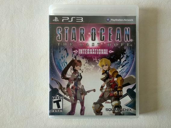Star Ocean The Last Hope International - Ps3