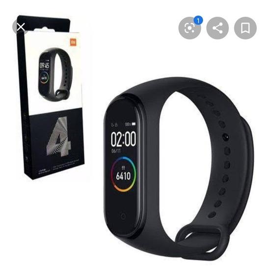 Vendo Relógio Digital Mi Band 4 Top De Ótima Qualidade