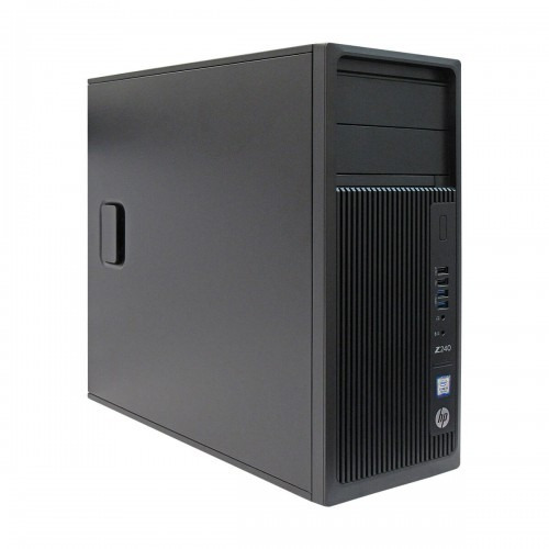 Hp Workstation Z240 Torre Intel Core I7 7700 4c 3.6ghz