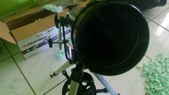 Telescópio Celestron 70mm
