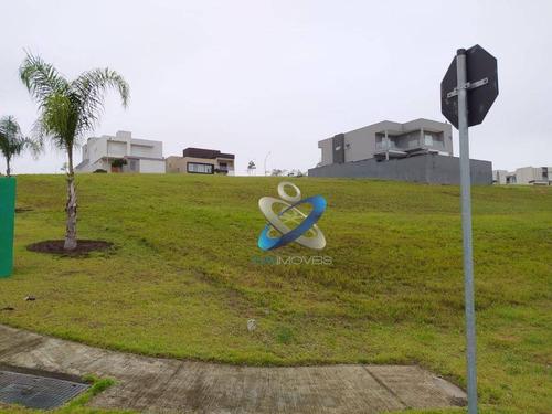 Terreno De Esquina À Venda- São Jose Dos Campos - Sp, 590 M² - Alphaville 1 - Te0393