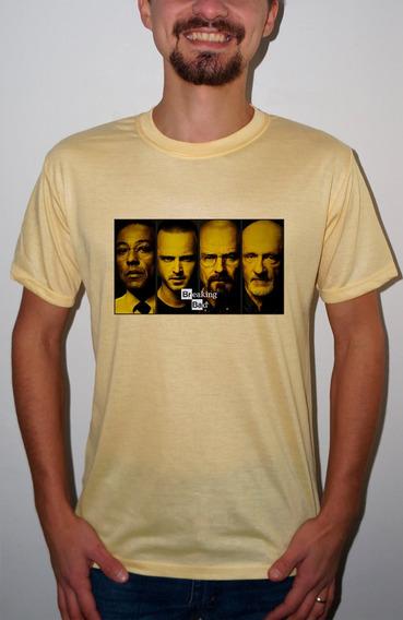 Camiseta Ou Baby Look Breaking Bad