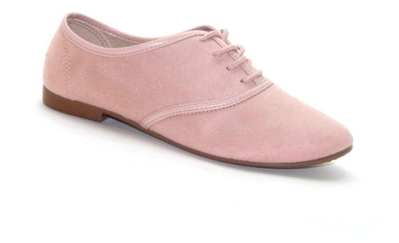 Sapato Oxford Beira Rio Camurça 4150200