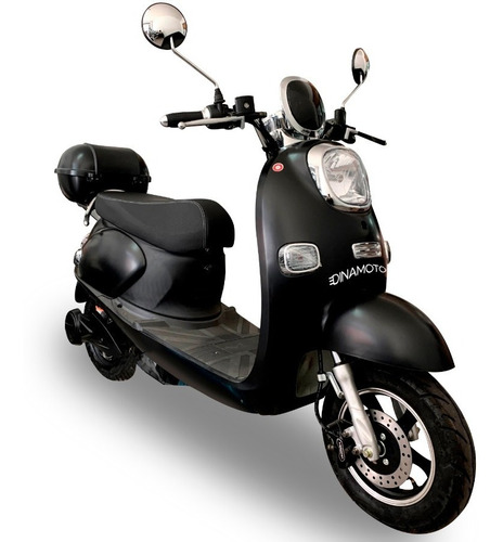 Moto Eléctrica Dinamoto Mod Ñandú 2. 0km. Envíos A Todo Uy