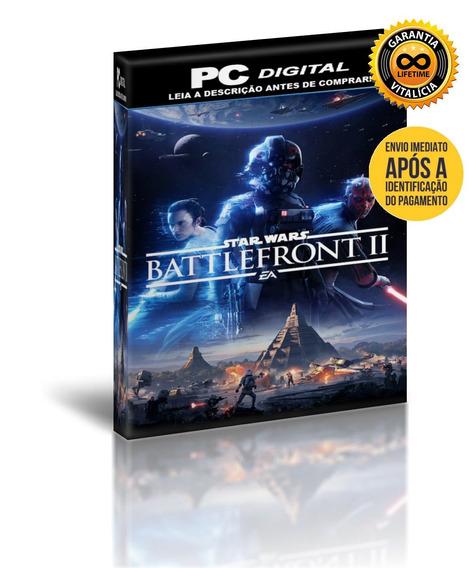 Star Wars: Battlefront Ii - Pc Digital + Brinde