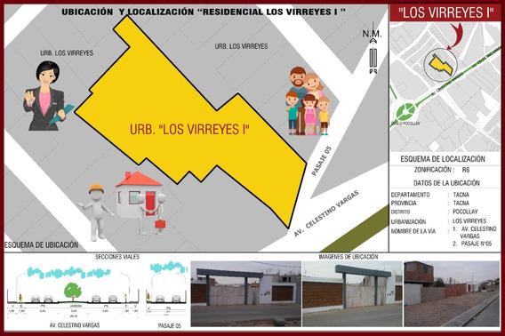 Lote En Pocollay / Residencial Los Virreyes I