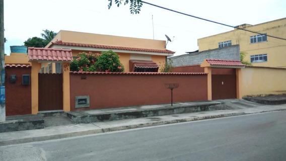 Casa Em Laranjal, São Gonçalo/rj De 120m² 3 Quartos À Venda Por R$ 250.000,00 - Ca213313