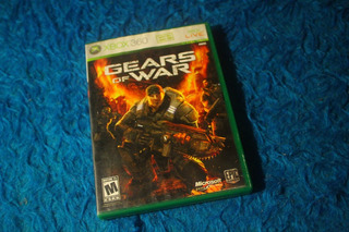 Gears Of War Xbox 360 Y Xbox One Original