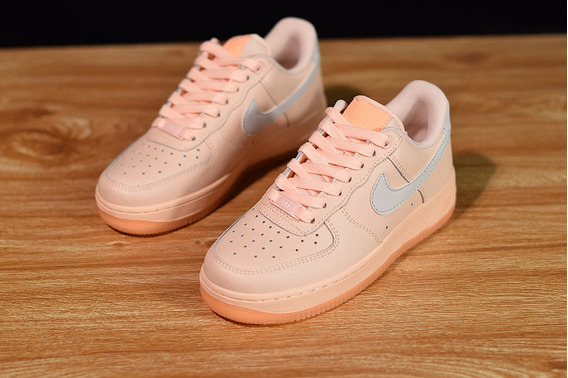 Tenis Nike Rose Air Force 1 Original