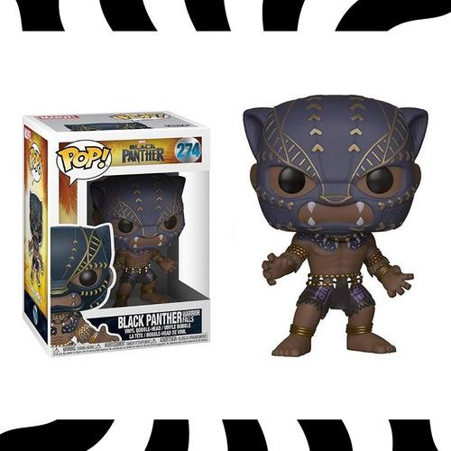 Funko Pop! Pantera Negra - Pop! Black Panther #274 Kemu