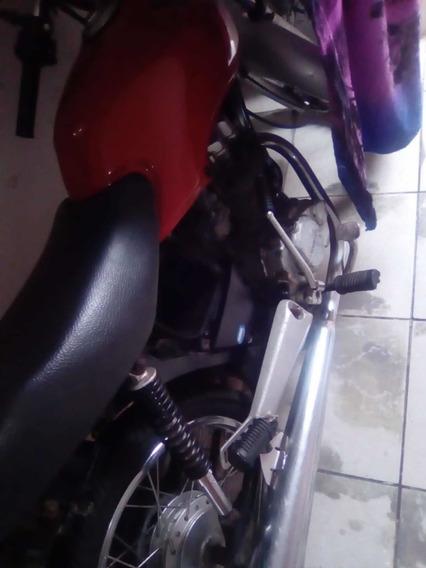 Honda 125 Cg Pelada