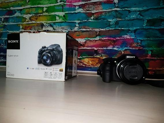 Sony Hx300 20mpx,foto Em 3d,aceito Nikon E Canon