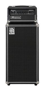 Amplificador De Bajo Ampeg Micro Cl Stack Combo 100w 2x10
