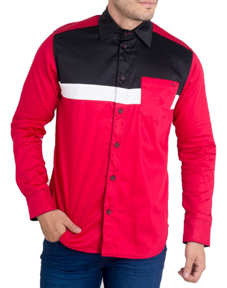 Camisa Caballero Pavi Italy 11-0172