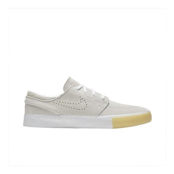 Tênis Nike Sb Janoski Rm Se- White/white-vast Grey