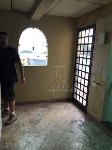 Prédio  Comercial Para Locação, Rudge Ramos, São Bernardo Do Campo. - Pr0028