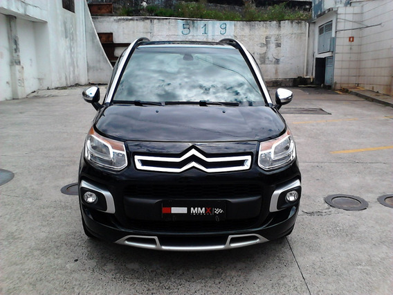 Citroën Aircross 1.6 Exclusive 16v Flex 4p Automático